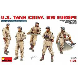 US tank crew NW Europe.