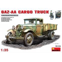 GAZ-AA Cargo Truck. MINIART 35124