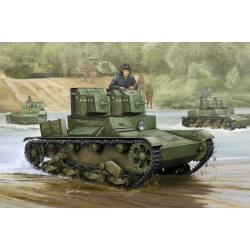 Soviet T26 light infantry tank mod. 1931. HOBBY BOSS 82494
