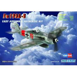 The Focke-Wulf Fw190. HOBBY BOSS 80244