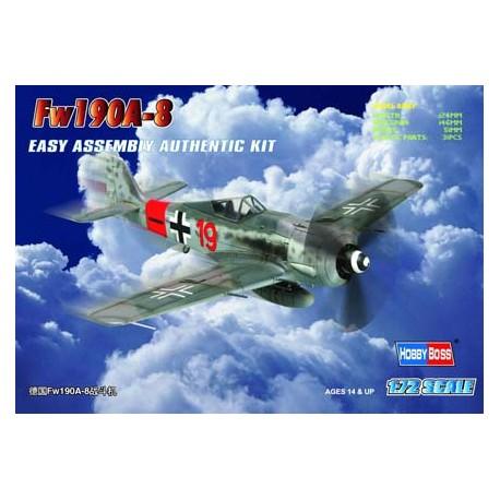The Focke-Wulf Fw190. HOBBY BOSS 80244