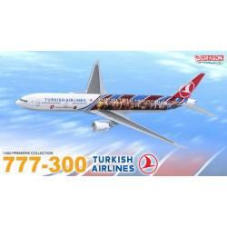 Turkish airlines 777-300. FC Barcelona. DRAGON 56370