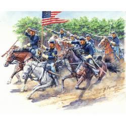 8 th Pennsylvania cavalry regiment. MASTER BOX 3550