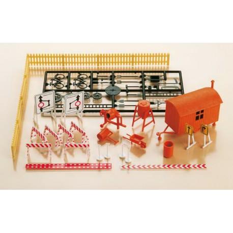 Construction site accessories. AUHAGEN 12267