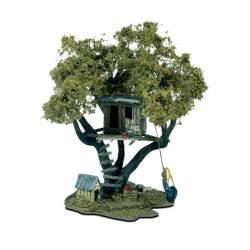 Tommy´s treehouse. WOODLAND SCENICS M107