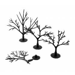 Troncos de árboles, 50-76 mm. WOODLAND SCENICS TR1121