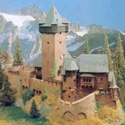 Castillo de Falkenstein.