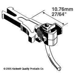 NEM362 long couplers (x4). KADEE 19