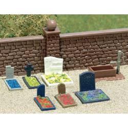 Conjunto de tumbas.
