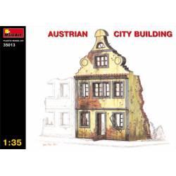 Edificio de ciudad austriaca. MINIART 35013