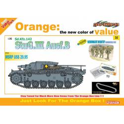 Sd.Kfz.142 Stug.III Ausf.B. DRAGON 9132