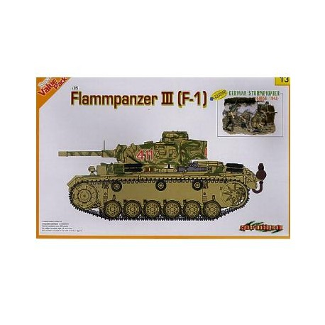 Flammpanzer III. DRAGON 9113