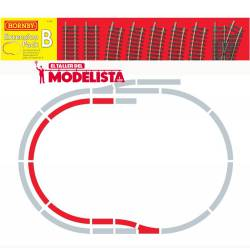 Extension pack B. HORNBY R8222