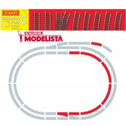 Extension pack C. HORNBY R8223