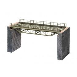 Bridge deck straight. NOCH 67024