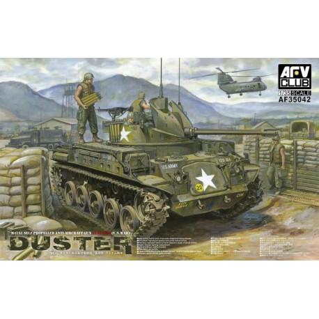M42A1 autopropulsado. AFV CLUB 35042