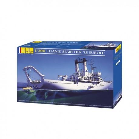 Titanic Le suroit. HELLER 80615