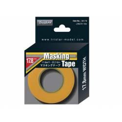 Masking tape 17,8 mm. TRISTAR 38178