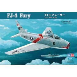 FJ-4 Fury. HOBBY BOSS 80312