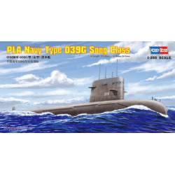 PLAN Navy type 039 Song class SSG. HOBBY BOSS 83502