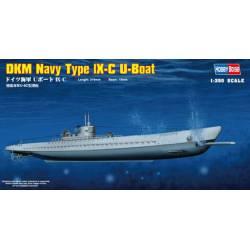 German Navy Type IX-C U-Boat. HOBBY BOSS 83508