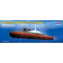 PLAN Type 092 Xia class submarine.