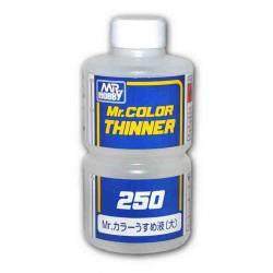 Thinner for Gunze. 250 ml.