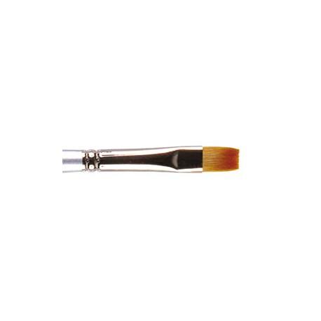 Toray brush flat rectangular Nº4. VALLEJO PM05004
