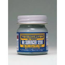 Mr Surfacer 1200. 40 ml. MR HOBBY SF286