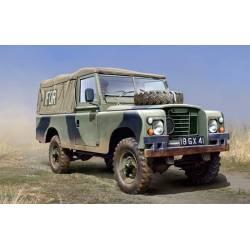 Land Rover 109 LWB. ITALERI 6508