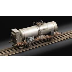 Vagón cisterna con garita de freno, FS. ITALERI 8706
