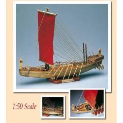Nave egipcia. AMATI MODELS 1403