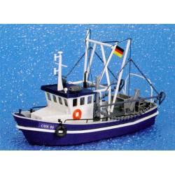 Barco pesquero. KIBRI 39161