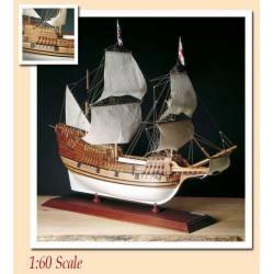Mayflower. AMATI MODELS 1413