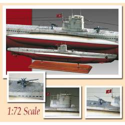 U-BOAT - U-47 Type VII B. AMATI MODELS 1602