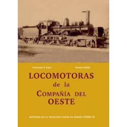 Locomotoras de la Compañía Oeste