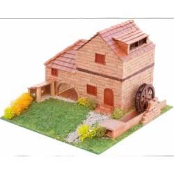 Casa rural con molino. KERANOVA 30314