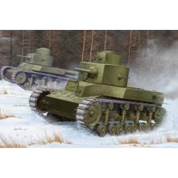 Soviet T-24 Medium Tank.