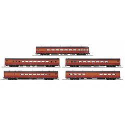 """Tren expreso """"Daylight"""", Southern Pacific. DC. MTH 180600290"""