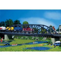 Puente de celosía. FALLER 120482