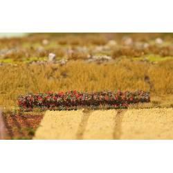 4 Hedges, Autumn foliage. FALLER 181235