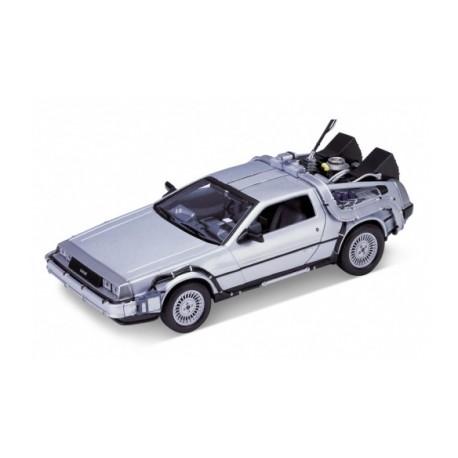 Regreso al futuro I - De Lorean LK Coupe. WELLY 22443