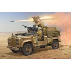 Land Rover Wolf WMIK. HOBBY BOSS 82447
