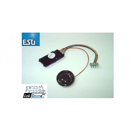 Decoder con sonido para la 251. ER301S251V