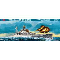 USS Arizona BB-39 (1941). HOBBY BOSS 86501