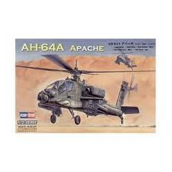 AH-64A Apache. HOBBY BOSS 87218