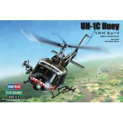 UN-1C Huey. HOBBY BOSS 87229
