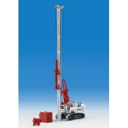 Liebherr 922 excavator.