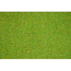 Flowered grass mat . NOCH 00270