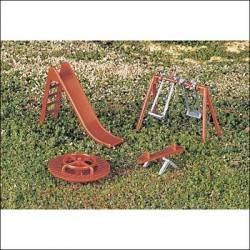 Playground. BACHMANN 42214